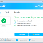 F-Secure Antivirus App for PC Windows 10 Last Version