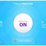 F-Secure Freedome VPN App for PC Windows 10 Last Version