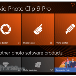InPixio Photo Clip App for PC Windows 10 Last Version