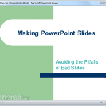 PowerPoint Viewer App for PC Windows 10 Last Version