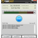 SAM Cast App for PC Windows 10 Last Version