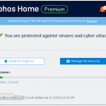 Sophos Home Free App for PC Windows 10 Last Version