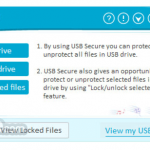 USB Secure App for PC Windows 10 Last Version