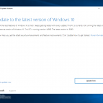 Windows 10 Upgrade Assistant App for PC Windows 10 Last Version