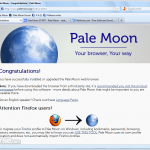 Pale Moon (32-bit) App for PC Windows 10 Last Version