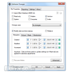 Attribute Changer App for PC Windows 10 Last Version