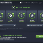 AVG Internet Security (32-bit) App for PC Windows 10 Last Version
