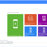 iMyFone D-Back iPhone Data Recovery App for PC Windows 10 Last Version