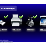 USB Manager App for PC Windows 10 Last Version