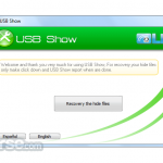 USB Show App for PC Windows 10 Last Version