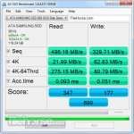 AS SSD Benchmark App for PC Windows 10 Last Version