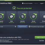 AVG AntiVirus Free (64-bit) App for PC Windows 10 Last Version