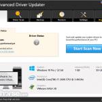 Advanced Driver Updater App for PC Windows 10 Last Version