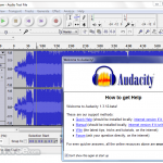 Audacity App for PC Windows 10 Last Version