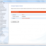 Auslogics Registry Cleaner App for PC Windows 10 Last Version