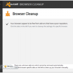 Avast Browser Cleanup App for PC Windows 10 Last Version