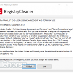 Avira Registry Cleaner App for PC Windows 10 Last Version