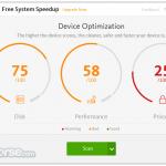 Avira System Speedup App for PC Windows 10 Last Version