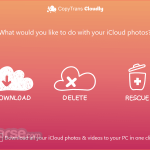CopyTrans Cloudly App for PC Windows 10 Last Version