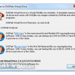 DVDFab Virtual Drive App for PC Windows 10 Last Version