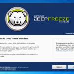 Deep Freeze App for PC Windows 10 Last Version