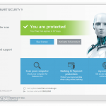 ESET Smart Security (32-bit) App for PC Windows 10 Last Version