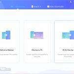 EaseUS MobiMover App pour PC sous Windows 10 Dernière version