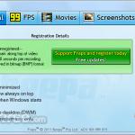 Fraps App for PC Windows 10 Last Version