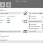 G DATA AntiVirus App for PC Windows 10 Last Version