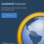 Garmin Express App for PC Windows 10 Last Version