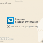 IceCream Slideshow Maker App for PC Windows 10 Last Version