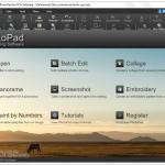 PhotoPad Image Editor App for PC Windows 10 Last Version