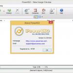PowerISO (64-bit) App for PC Windows 10 Last Version