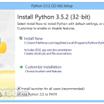 Python (32-bit) App for PC Windows 10 Last Version