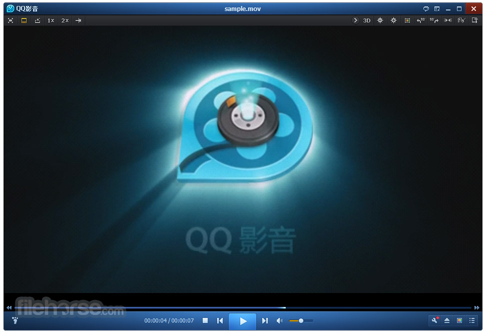 QQ Player App for PC Windows 10 Last Version
