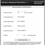 Random Password Generator App for PC Windows 10 Last Version
