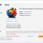 RegSeeker App for PC Windows 10 Last Version