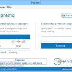 Supremo Remote Desktop App for PC Windows 10 Last Version