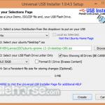 Universal USB Installer App for PC Windows 10 Last Version