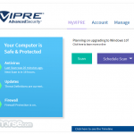 VIPRE Advanced Security App for PC Windows 10 Last Version