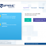VIPRE Antivirus App for PC Windows 10 Last Version