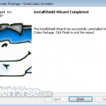 Vista Codec Package App for PC Windows 10 Last Version