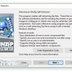 WinZip Self-Extractor App for PC Windows 10 Last Version