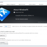 WindowFX App for PC Windows 10 Last Version