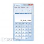 Windows7 Calculator App for PC Windows 10 Last Version