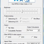 XviD Media Codec App for PC Windows 10 Last Version