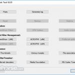 K-Lite Codec Tweak Tool App for PC Windows 10 Last Version