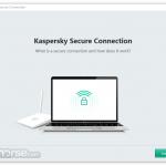 Kaspersky Secure Connection App for PC Windows 10 Last Version