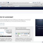 Lunascape Browser App for PC Windows 10 Last Version