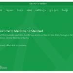 MacDrive Standard App for PC Windows 10 Last Version